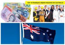 los diez trabajos mejor pagados en australia